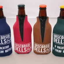 12 oz Bottle Coozie (2-sided) - 4.99