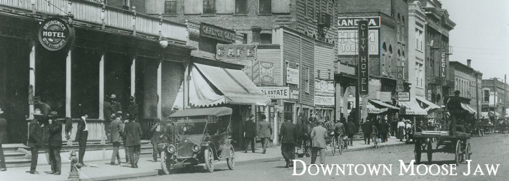 Historical Pictures of Moose Jaw