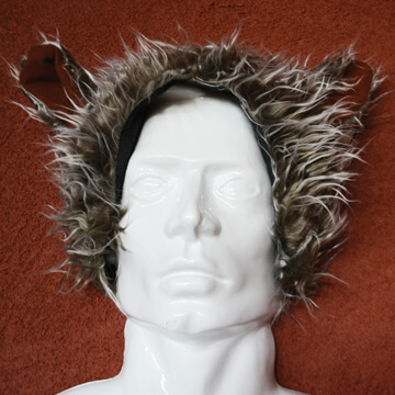 Wolf Hat - 6.49