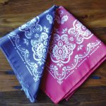 Blue or Red Bandana - 3.99 each