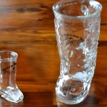 Boot Shot Glass - 6.49 & Boot Mug - 7.99