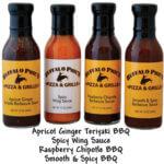 BBQ Sauces - 8.99 each