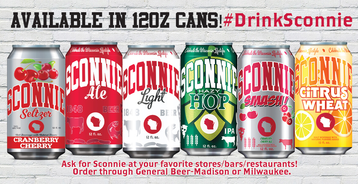 Available in 12oz Cans!